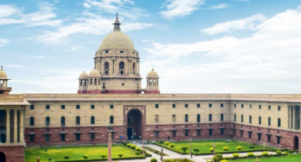 [LG MULTI V] UPGRADING THE HVAC SYSTEM OF A LANDMARK HERITAGE BUILDING IN INDIA: NORTH BLOCK